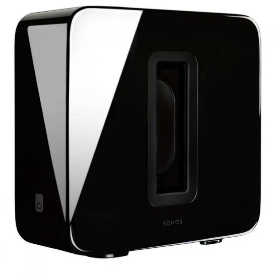 SONOS SUB Wireless Subwoofer with Integrated SONOSNet 2.0 Extender ลำโพง Subwoofer ไร้สาย