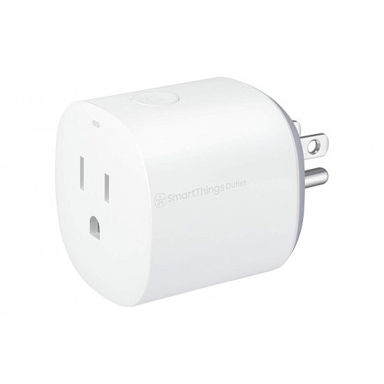 Samsung SmartThings Outlet Plug (3rd Generation) ปลั๊กไฟอัจฉริยะ
