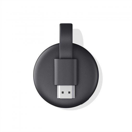 Google Chromecast (3rd Generation)รองรับการสตรีม 1080p/60fps