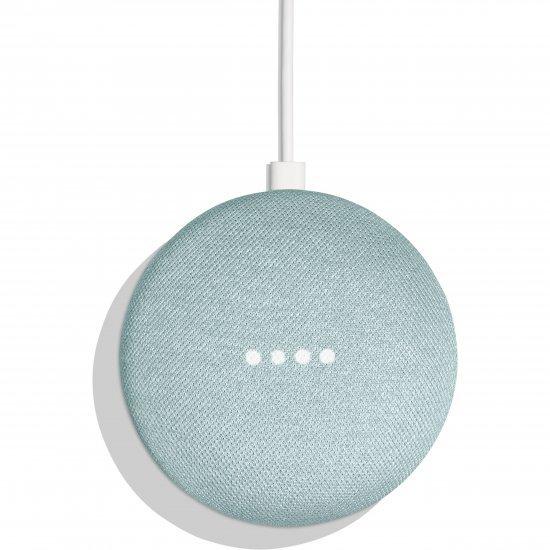 Google Home Miniลำโพงอัจฉริยะขนาดเล็ก ควบคุมอุปกรณ์ในบ้าน
