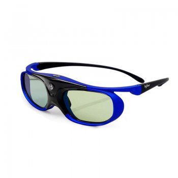 3D Active DLP แว่นตา 3D สำหรับ Xiaomi Laser Projector และ DLP Projector
