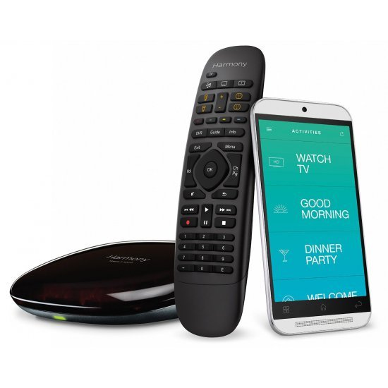 Logitech Harmony Companion All in One Remote Control รีโมทอัจฉริยะ