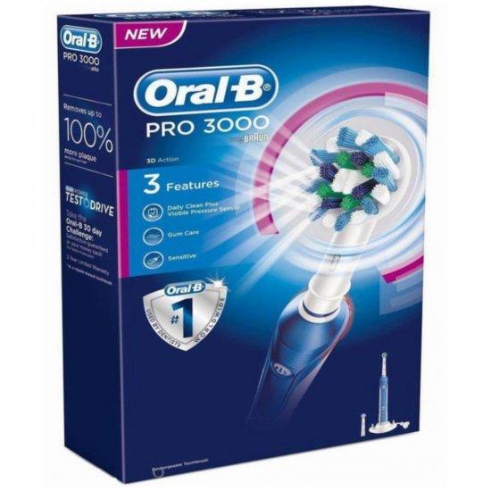 Oral-B PRO 3000 แปรงสีฟันไฟฟ้า