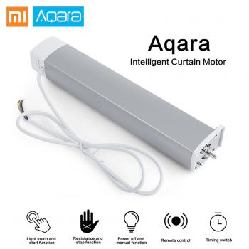 Xiaomi Aqara Standard มอเตอผ้าม่านอัจฉริยะ เปิด/ปิด อัตโนมัติ Zigbee Wifi และควบคุมไร้สายผ่าน mi Home App