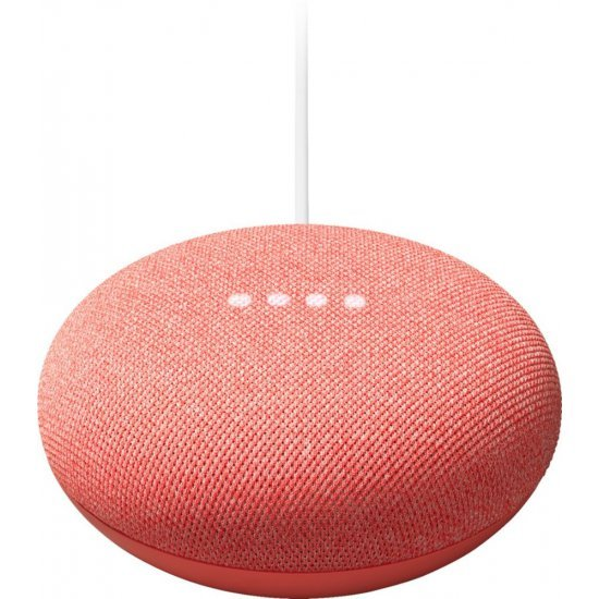 Google Nest Mini (2nd Generation) - Google Home Mini 2 ลำโพงสั่งงานด้วยเสียง ผู้ช่วยอัจฉริยะในบ้าน