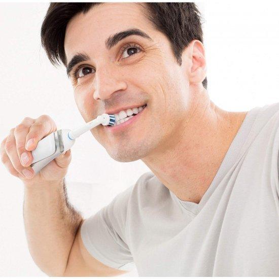 Oral-B Cross Action หัวแปรงสีฟันไฟฟ้า แพ็ค 4 ชิ้น