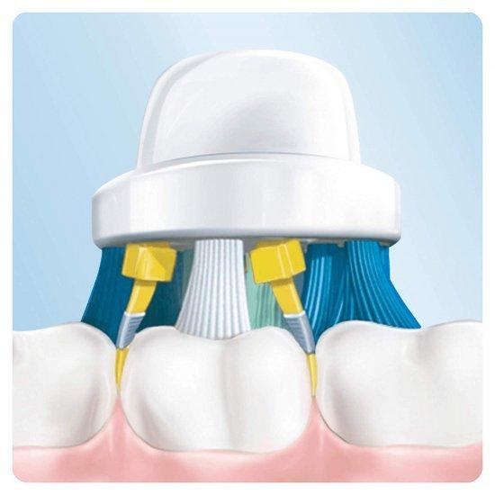 Oral-B Floss Action หัวแปรงสีฟันไฟฟ้า แพ็ค 4 ชิ้น