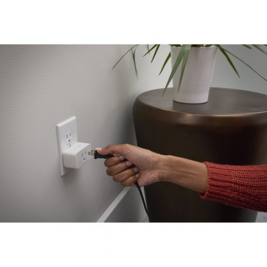 Samsung SmartThings Wi-Fi Smart Plug - No Hub Required ปลั๊กไฟอัจฉริยะ