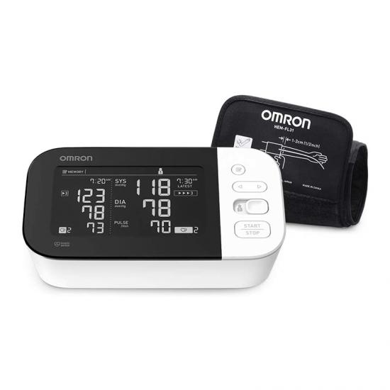 Omron Series 10 (รุ่นใหม่ 2020) เครื่องวัดความดัน แบบรัดแขนบลูทูธ