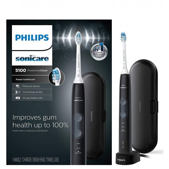 Philips Sonicare ProtectiveClean 5100 แปรงสีฟันไฟฟ้า