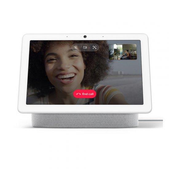 Nest Hub Max หน้าจอสมาร์ทดีไวซ์ พร้อมกล้องและลำโพงในตัว