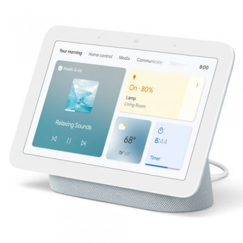 Google Nest Hub 2 หน้าจอ Smart Displays Google Assistant Built-In