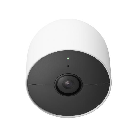 Google Nest Cam Indoor and Outdoor (Battery) กล้องวงจรปิด ดูผ่านโทรศัพท์