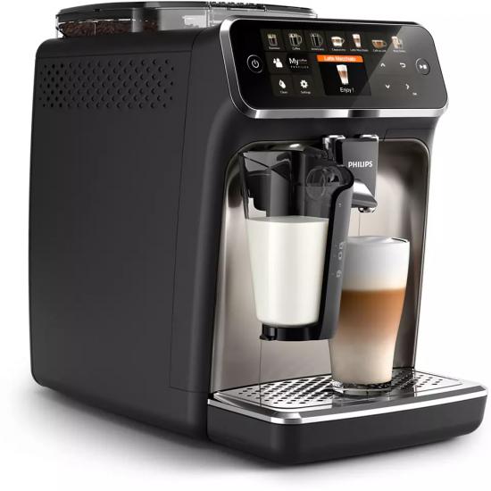 Philips LatteGO Full Automatic Espresso Machine 5400 Series เครื่องชงเอสเปรสโซ่อัตโนมัติเต็มรูปแบบ (EP5447/90)