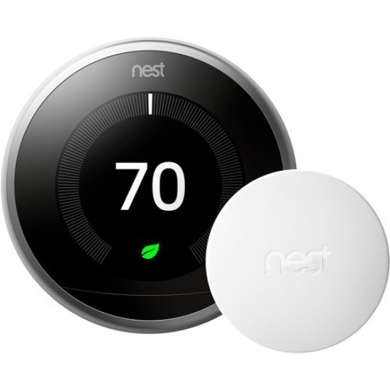 Google Nest Temperature เซ็นเซอร์ตรวจจับอุณภูมิ