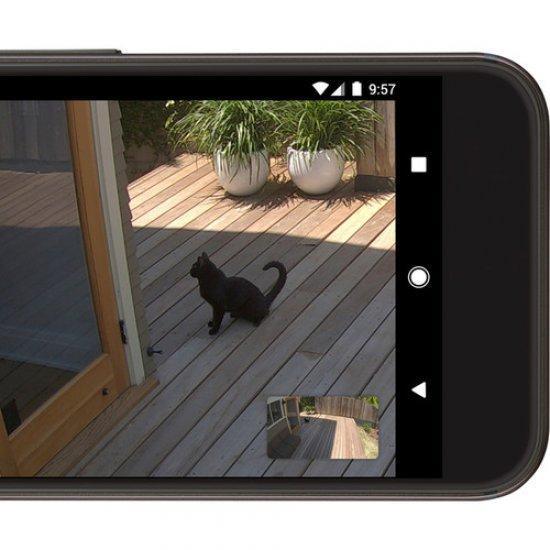 Google Nest Cam IQ Outdoor Security Camera - กล้องวงจรปิดอัจฉริยะ