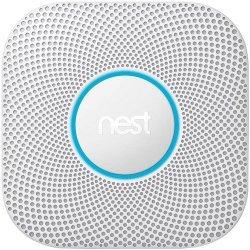 Google Nest Protect ตรวจจับควันและคาร์บอน ป้องกันไฟไหม้