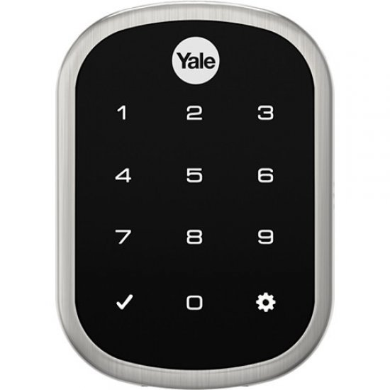 Yale Assure Lock Connected by August กลอนอัจฉริยะ รองรับ August