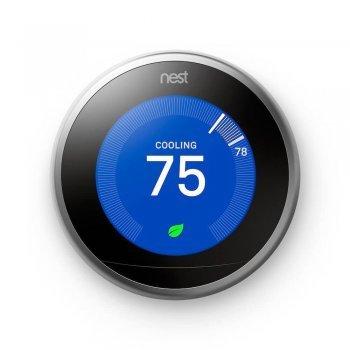 Google Nest Thermostat 3rd Gen (Pro) - ควบคุมอุณหภูมิเครื่องปรับอากาศอัจฉริยะ