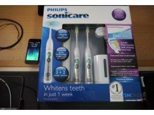 รีวิว Philips Flexcare แปรงสีฟันไฟฟ้า ฟันขาวชัวร์ใน 1 อาทิตย์