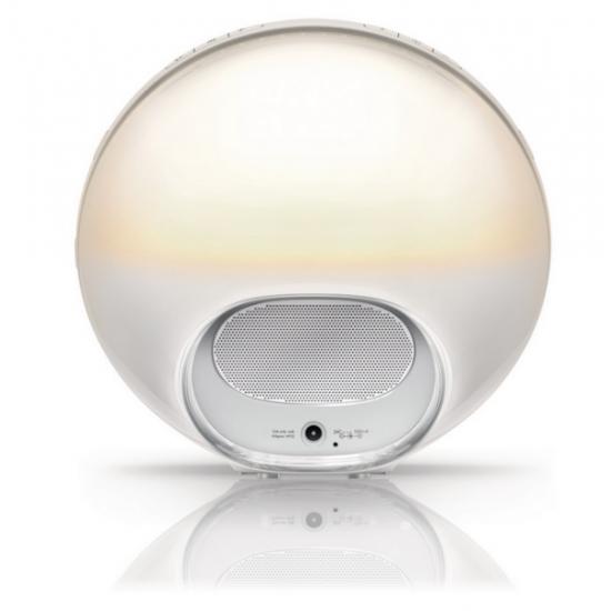 Philips HF3520 Wake-Up Light โคมไฟแสงอาทิตย์ ปลุกด้วยแสงอ่อนๆในยามเช้า