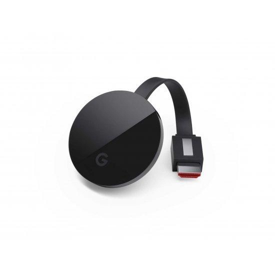 Google Chromecast Ultra รองรับการสตรีมภาพระดับ 4K