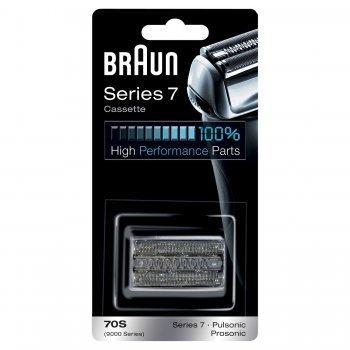 Braun 70S Series 7 ใบมีดเครื่องโกนหนวดไฟฟ้า (Replacement Foil & Cutter Cassette)