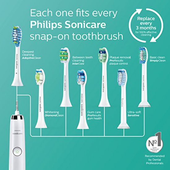 Philips Sonicare FlexCare Platinum ชุดแปรงสีฟันไฟฟ้า